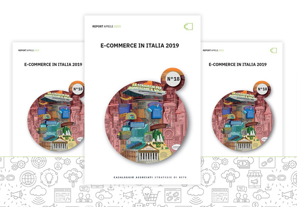 ''E-commerce in Italia'' lo studio del mercato e-commerce italiano
