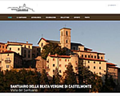 www.santuariocastelmonte.it