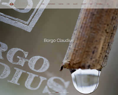 www.borgoclaudius.it